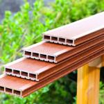 Terrassendielen aus Kunststoff